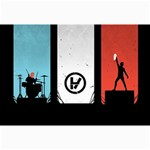 Twenty One 21 Pilots Collage Prints 18 x12 Print - 2
