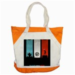 Twenty One 21 Pilots Accent Tote Bag Front