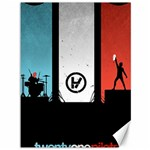 Twenty One 21 Pilots Canvas 36  x 48   48 x36 Canvas - 1