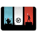 Twenty One 21 Pilots Large Doormat  30 x20 Door Mat - 1