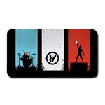 Twenty One 21 Pilots Medium Bar Mats 16 x8.5 Bar Mat - 1