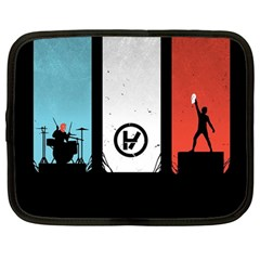Twenty One 21 Pilots Netbook Case (large)
