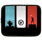 Twenty One 21 Pilots Netbook Case (Large) Front