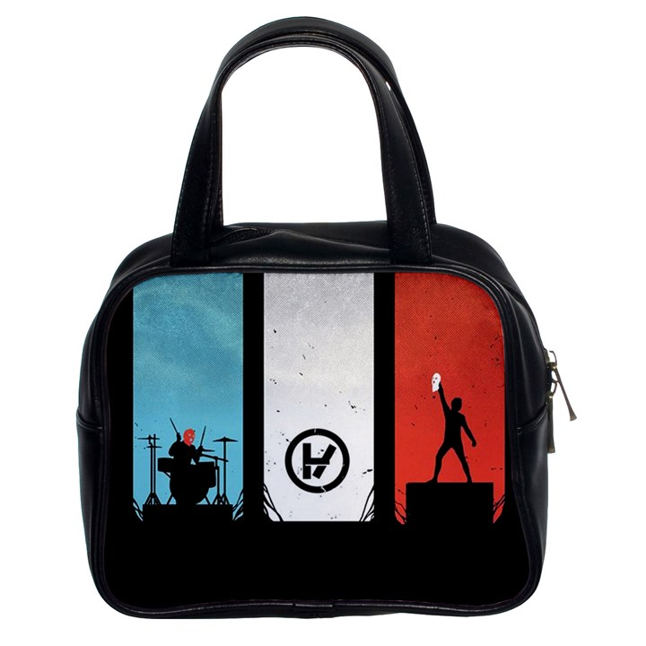 Twenty One 21 Pilots Classic Handbags (2 Sides)