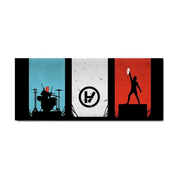 Twenty One 21 Pilots Hand Towel