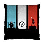 Twenty One 21 Pilots Standard Cushion Case (Two Sides) Back
