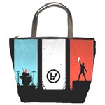 Twenty One 21 Pilots Bucket Bags Front