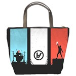 Twenty One 21 Pilots Bucket Bags Back