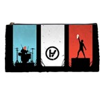 Twenty One 21 Pilots Pencil Cases Front