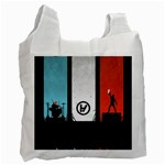 Twenty One 21 Pilots Recycle Bag (One Side) Front