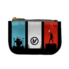 Twenty One 21 Pilots Mini Coin Purses