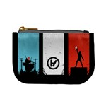Twenty One 21 Pilots Mini Coin Purses Front