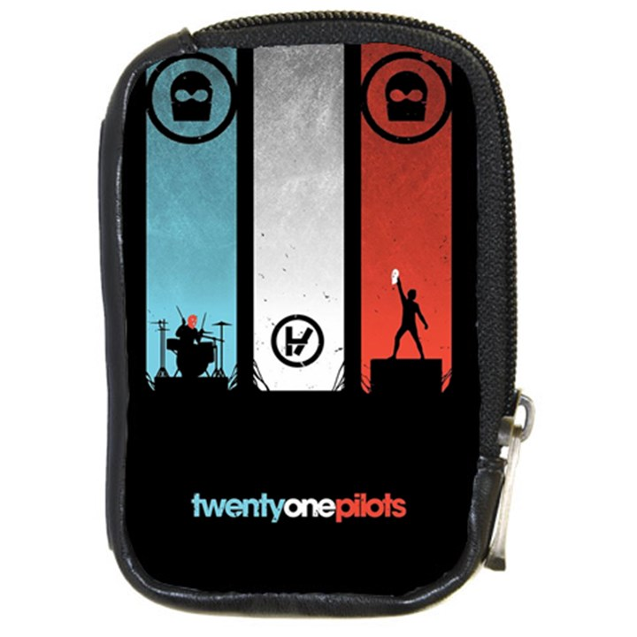 Twenty One 21 Pilots Compact Camera Cases