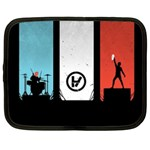 Twenty One 21 Pilots Netbook Case (XXL)  Front