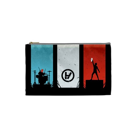Twenty One 21 Pilots Cosmetic Bag (Small)