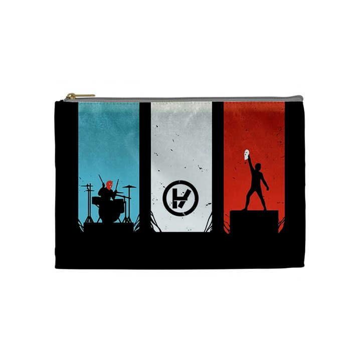 Twenty One 21 Pilots Cosmetic Bag (Medium)