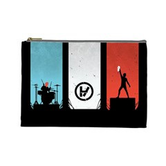 Twenty One 21 Pilots Cosmetic Bag (Large)