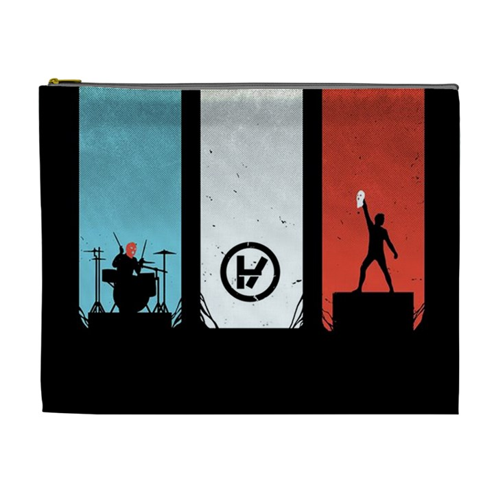 Twenty One 21 Pilots Cosmetic Bag (XL)