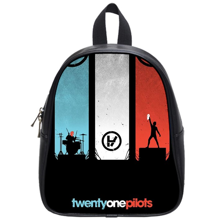 Twenty One 21 Pilots School Bags (Small)