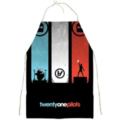 Twenty One 21 Pilots Full Print Aprons