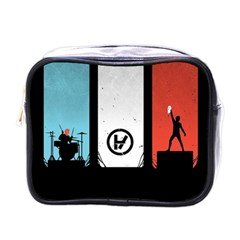 Twenty One 21 Pilots Mini Toiletries Bags