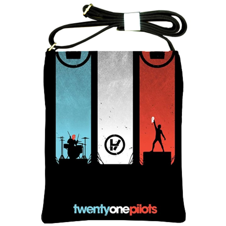 Twenty One 21 Pilots Shoulder Sling Bags
