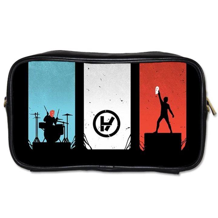 Twenty One 21 Pilots Toiletries Bags 2-Side