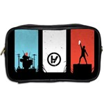 Twenty One 21 Pilots Toiletries Bags 2-Side Back