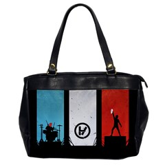 Twenty One 21 Pilots Office Handbags