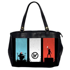 Twenty One 21 Pilots Office Handbags (2 Sides)