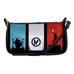 Twenty One 21 Pilots Shoulder Clutch Bags Front