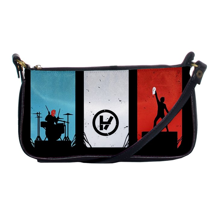 Twenty One 21 Pilots Shoulder Clutch Bags