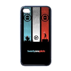Twenty One 21 Pilots Apple iPhone 4 Case (Black)
