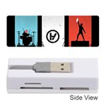 Twenty One 21 Pilots Memory Card Reader (Stick)  Front
