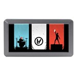 Twenty One 21 Pilots Memory Card Reader (Mini) Front