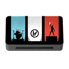 Twenty One 21 Pilots Memory Card Reader with CF