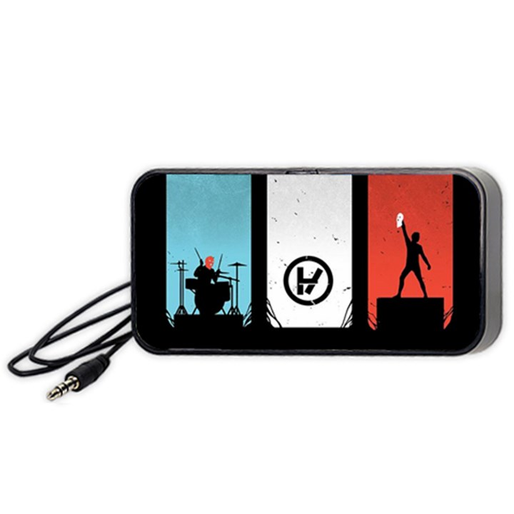 Twenty One 21 Pilots Portable Speaker (Black)