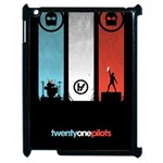 Twenty One 21 Pilots Apple iPad 2 Case (Black) Front