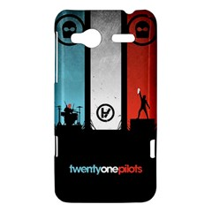 Twenty One 21 Pilots HTC Radar Hardshell Case