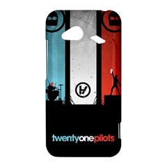 Twenty One 21 Pilots HTC Droid Incredible 4G LTE Hardshell Case