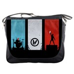 Twenty One 21 Pilots Messenger Bags Front