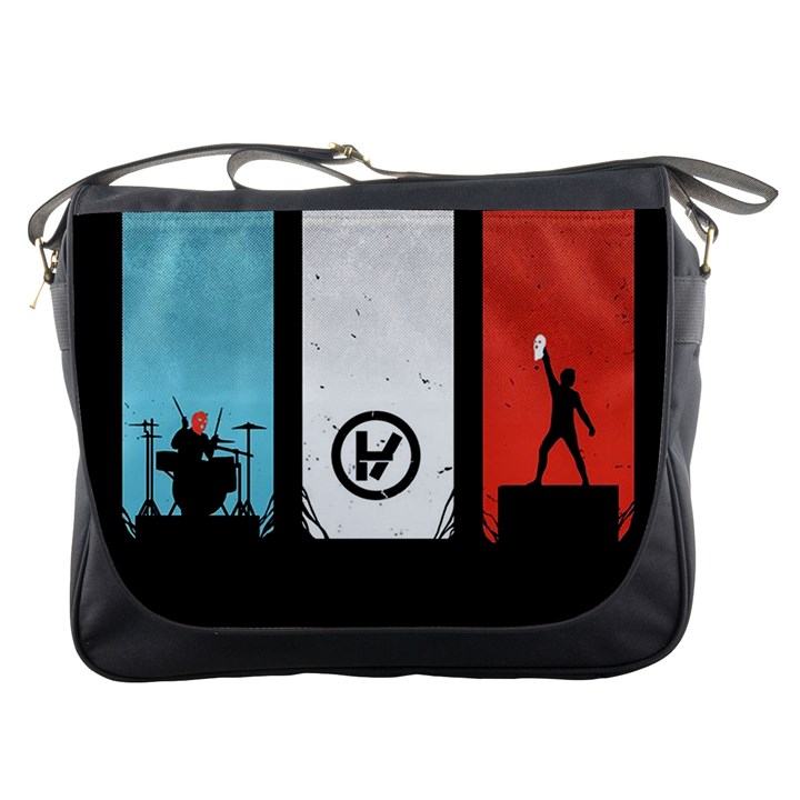Twenty One 21 Pilots Messenger Bags