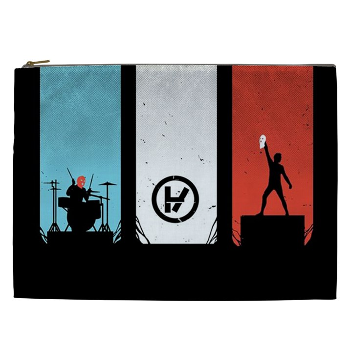 Twenty One 21 Pilots Cosmetic Bag (XXL)