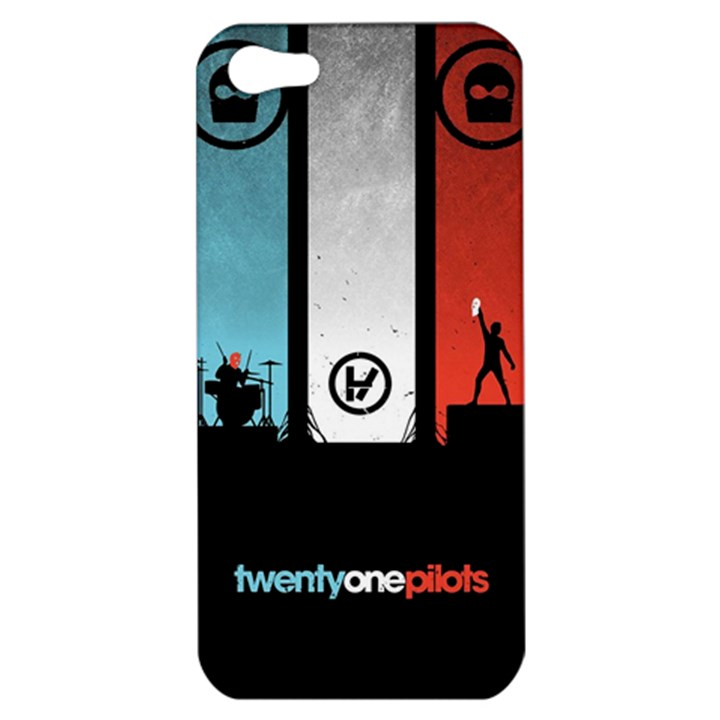 Twenty One 21 Pilots Apple iPhone 5 Hardshell Case