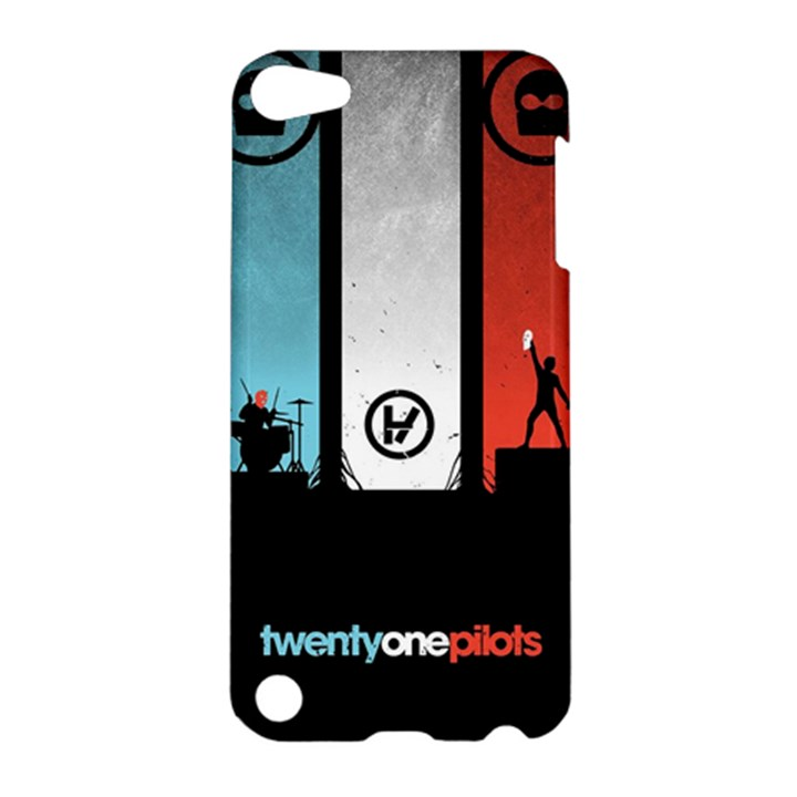 Twenty One 21 Pilots Apple iPod Touch 5 Hardshell Case