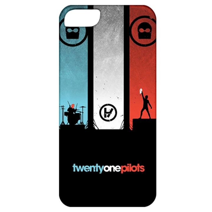 Twenty One 21 Pilots Apple iPhone 5 Classic Hardshell Case