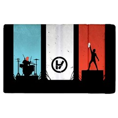 Twenty One 21 Pilots Apple iPad 3/4 Flip Case