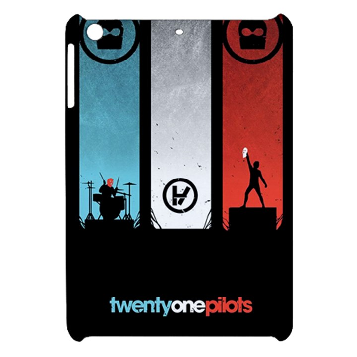 Twenty One 21 Pilots Apple iPad Mini Hardshell Case