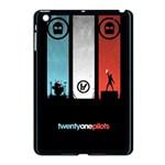 Twenty One 21 Pilots Apple iPad Mini Case (Black) Front