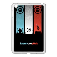 Twenty One 21 Pilots Apple iPad Mini Case (White)